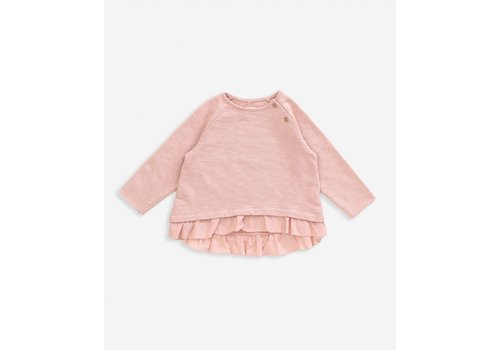 Play up Rita Sweater with frill