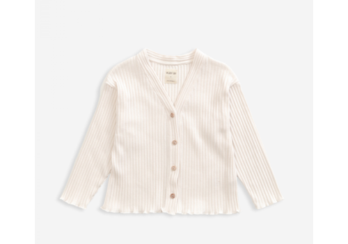 Play up Pearl Cardigan in organic cotton