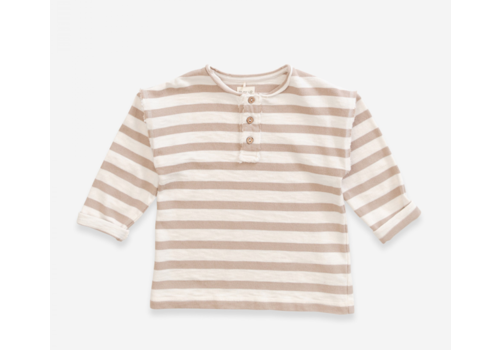 Play up Pearl Striped sweater