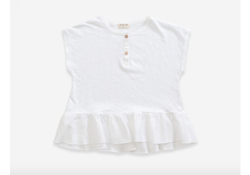 Play up Cotton T-shirt in organic cotton