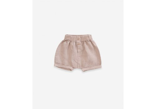 Play up Jute  Linen shorts