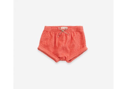 Play up Peach Shorts in organic cotton
