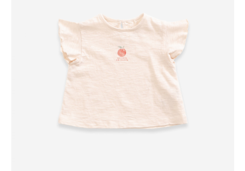 Play up Seashell T-shirt with picture on front
