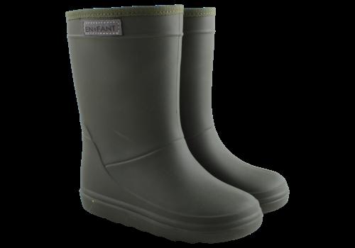 En Fant Triton Rain Boot Dark green