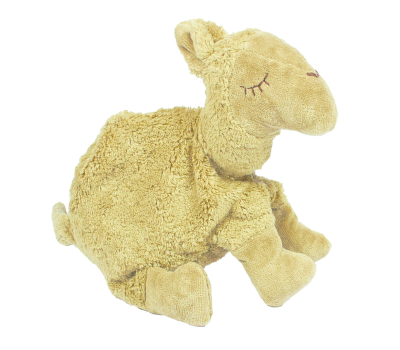 CUDDLY ANIMAL CAMEL SMALL