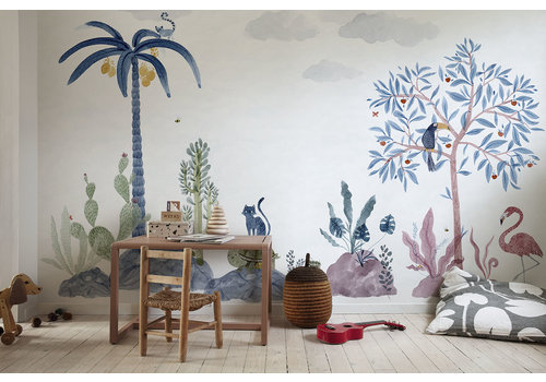 Sandberg Wallpaper Wilton Confetti Wallpaper