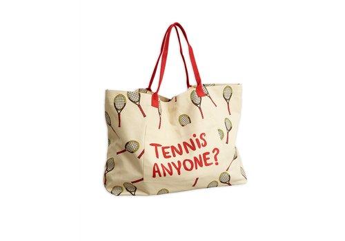 Mini Rodini Tennis adult bag Offwhite