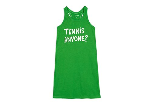 Mini Rodini Tennis anyone sp tank dress Green