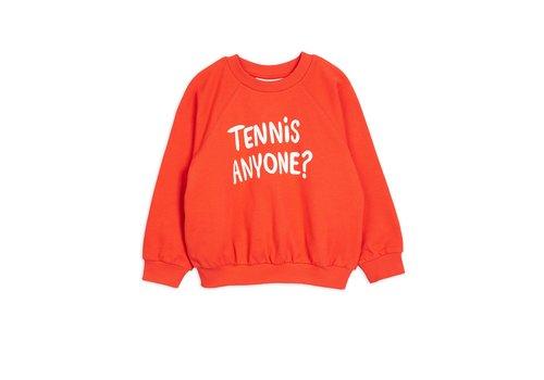 Mini Rodini Tennis anyone sp sweatshirt Red