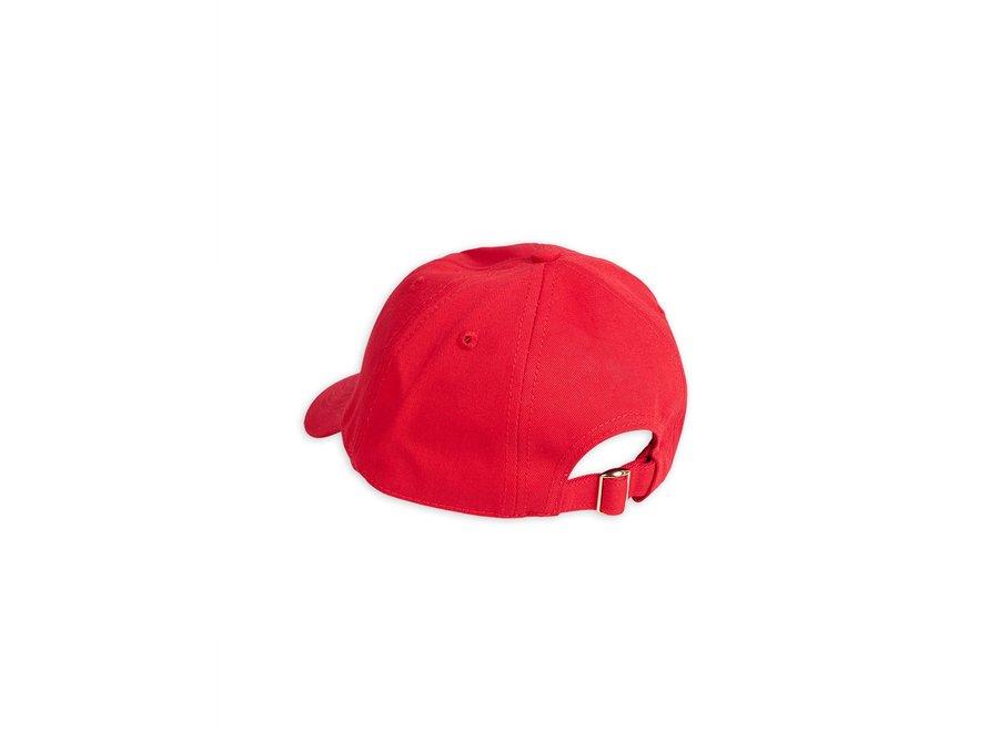 Game set match cap Red