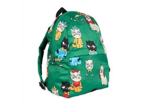 Mini Rodini Minibabies lightweight backpack Green
