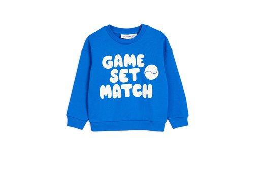 Mini Rodini Game sp sweatshirt Blue