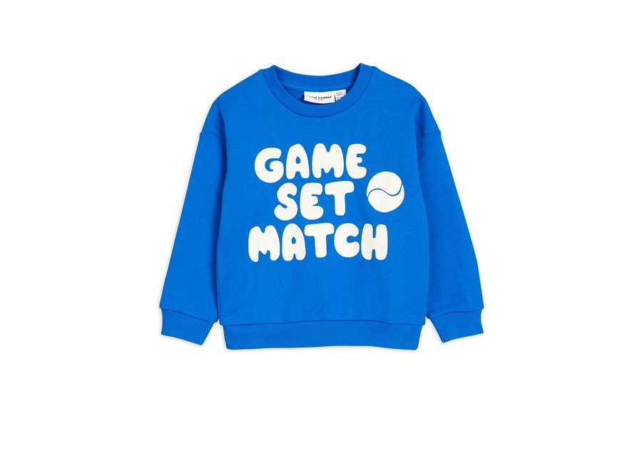 Game sp sweatshirt Blue