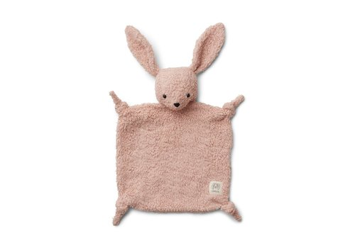 Liewood Lotte Cuddle Cloth - Rabbit rose