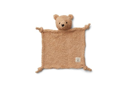 Liewood Lotte Cuddle Cloth - Bear beige
