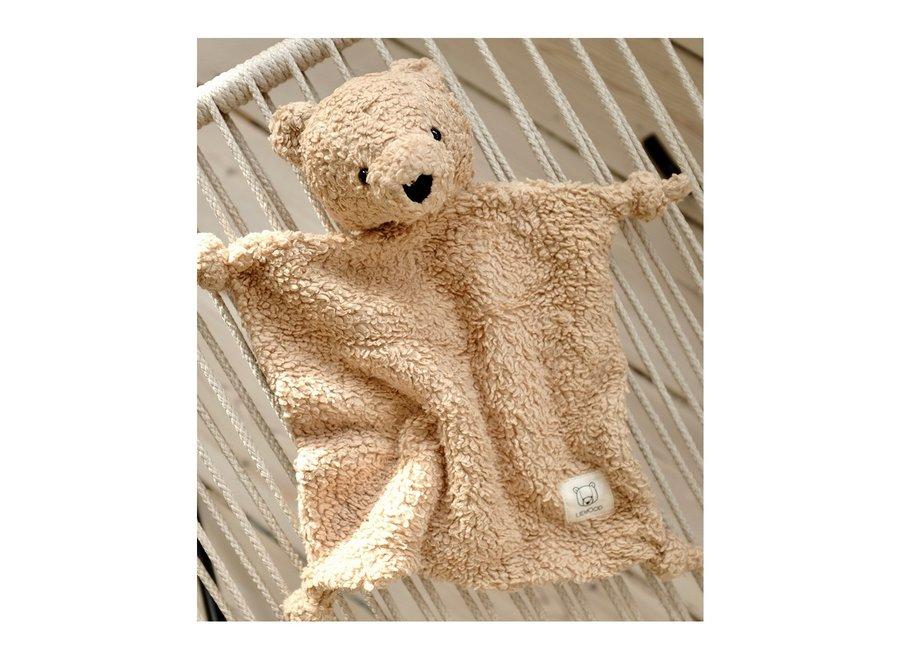 Lotte Cuddle Cloth - Bear beige