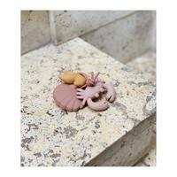 Tonk Mini Teethers 3 Pack - Rose multi mix