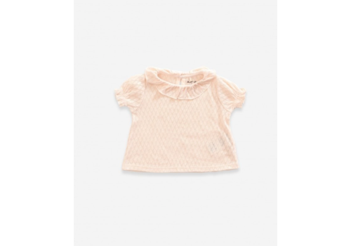 Play up T-shirt  rib seashell