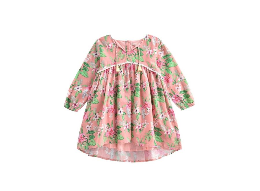 Dress Felizita Sienna Flamingo