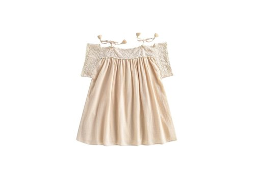 Louise Misha Dress Amara Cream