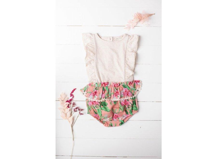 Bodysuit Ashna Cream
