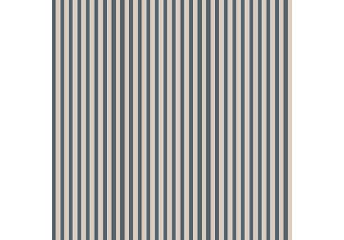 Sandberg Wallpaper Wallpaper Estelle Dark Blue