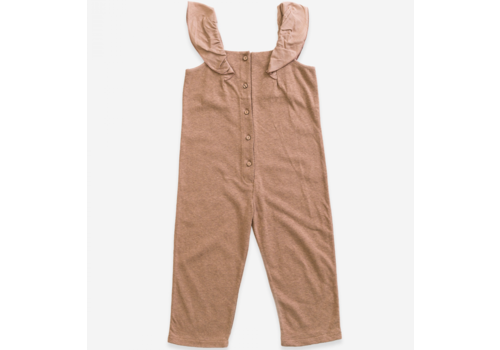 Play up Jumpsuit with straps Hemp