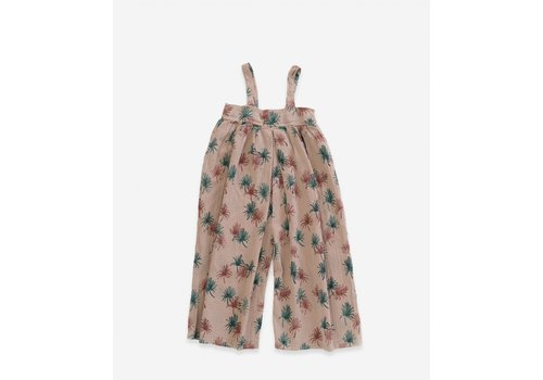 Play up Jumpsuit in fabric with print Jute