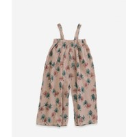 Jumpsuit in fabric with print Jute