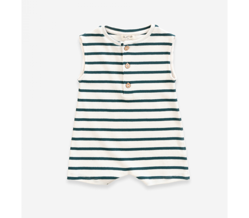 Striped jumpsuit Old Glass