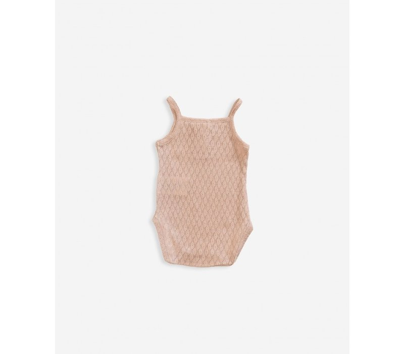 Body with straps Jute