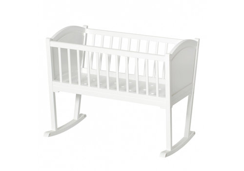 Oliver Furniture Seaside Cradle, white