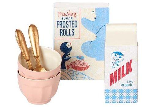 Maileg Breakfast set for two