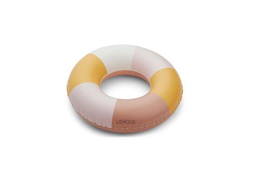 Liewood Baloo Swim Ring - Rose mix