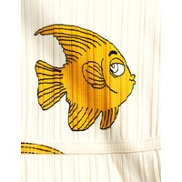 Fish ss dress Offwhite
