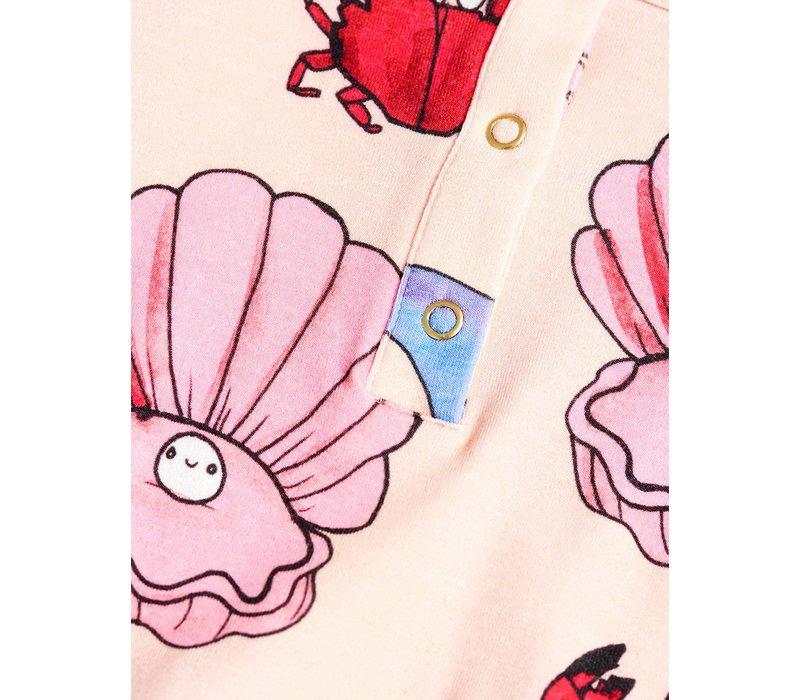 Dolphin wing dress TENCEL™ Multi