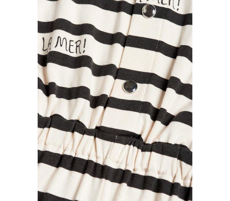 A la mer onesie TENCEL™ Offwhite