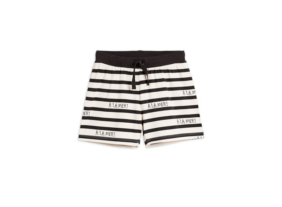A la mer shorts TENCEL™ Offwhite