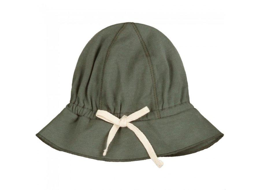 Baby Sun Hat  Moss