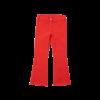 Stella McCartney Kids Flare Denim Trs W/Pockets Red
