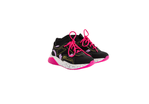 Stella McCartney Kids Sport Shoes Colblock Black
