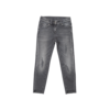 Stella McCartney Kids Denim Trs W/Destroyed Knee Grey Denim