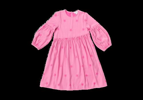 Stella McCartney Kids Jacquard Stars Dress Jacquard S