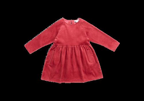Stella McCartney Kids Jumbo Cord Dress Cameo Rose