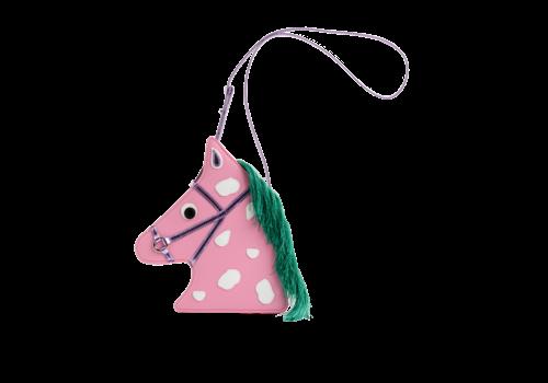 Stella McCartney Kids Shoulder Bag Horse Shape Sugar Cand
