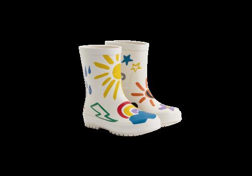 Stella McCartney Kids Weather Rainy Boots Weather Wh