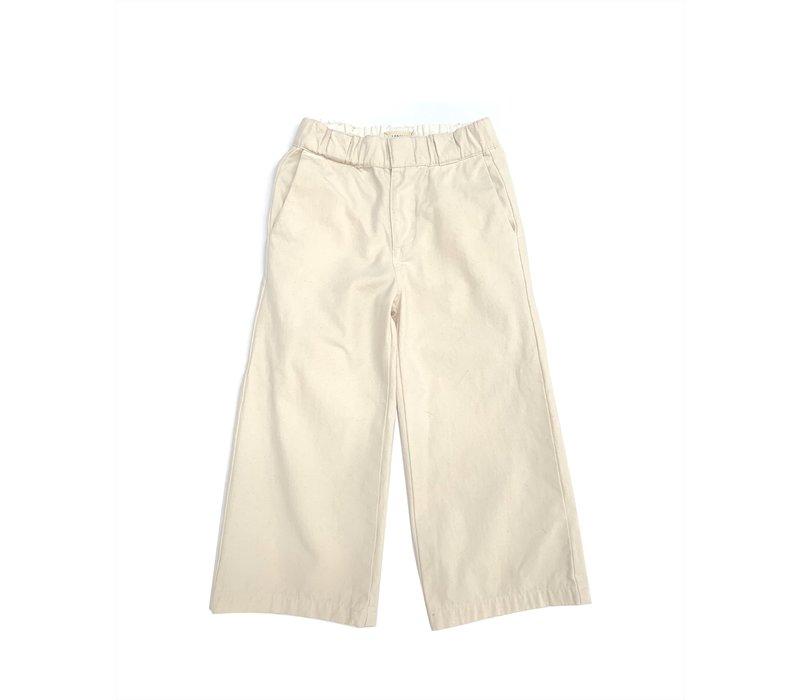 canvas pants  natural canvas