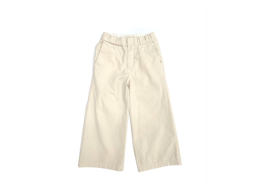 canvas pants  natural canvas
