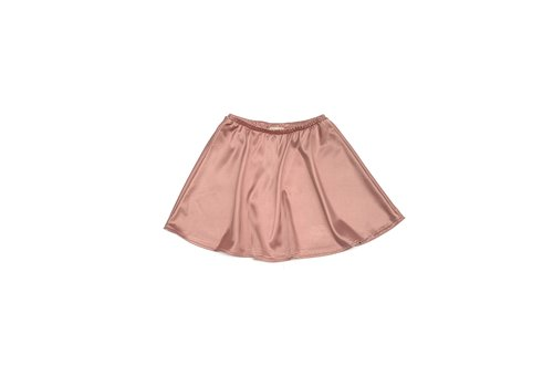 Long Live the Queen flared satin skirt  ballerina