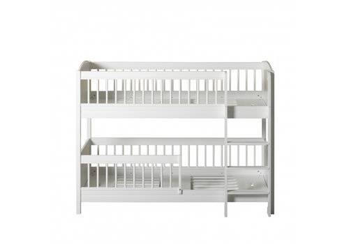 Oliver Furniture SEASIDE LILLE+ LOW BUNK BED